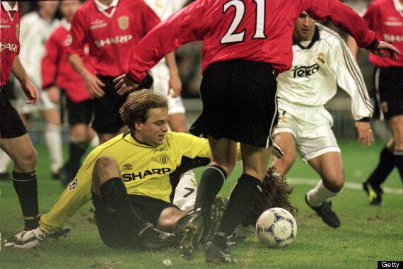 Real Madrid Vs Manchester United: A European Cup History