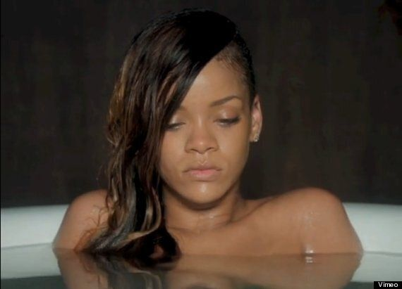 Rihanna's 'Stay' Video: Stripped-Down Singer Takes A