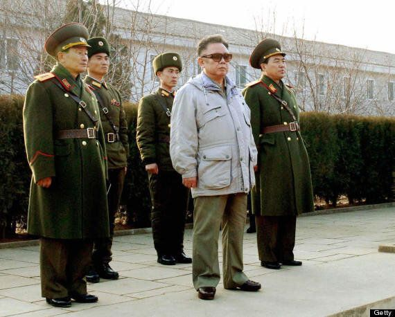 North Korea Replaces Bronze Statue Of Kim Jong-Il's Overcoat With An Anorak