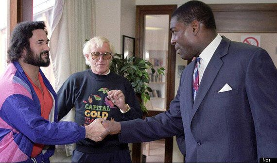 Jimmy Savile: 'Cast Made Of DJ's Teeth By Police Probing Yorkshire Ripper
