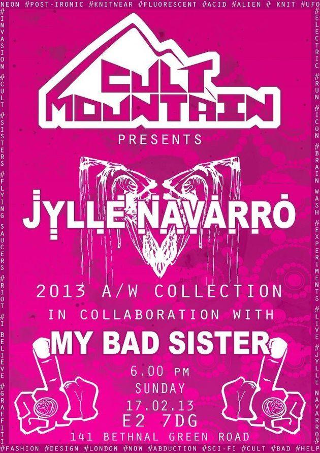 London Fashion Week: Jylle Navarro