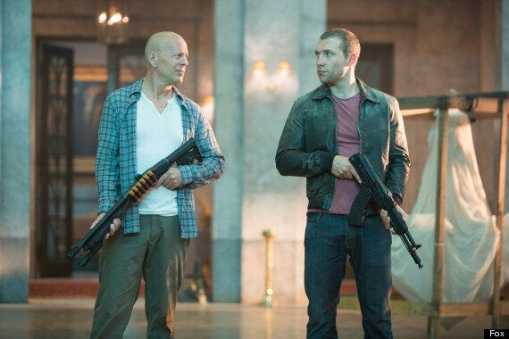'Good Day To Die Hard' Star Jai Courtney Reveals How He Had To Stop A Plane For His Date With Bruce
