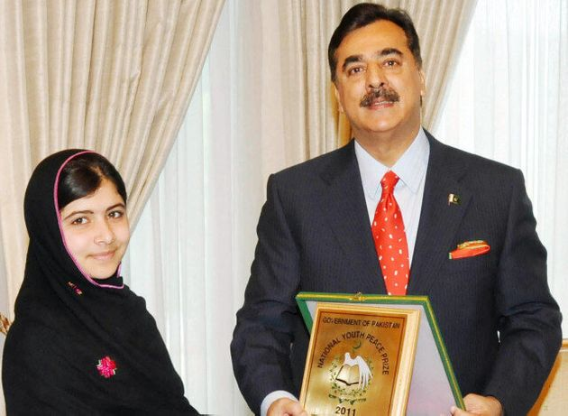 Nobel Peace Prize For Malala Yousafzai Campaign Attracts UK