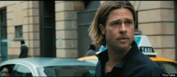 'World War Z' Trailer: Brad Pitt Put To The Test As Zombies Take Over The