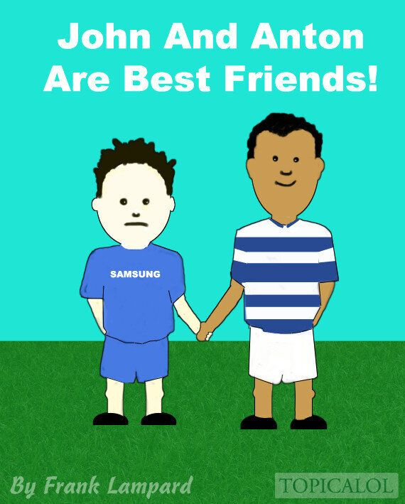 Frank Lampard's Children's Book Covers Revealed