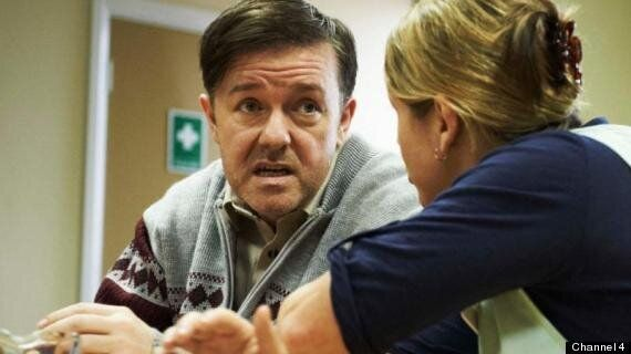 TV REVIEW: Derek Episode 3 - An Ailing Bird, And Tears For A