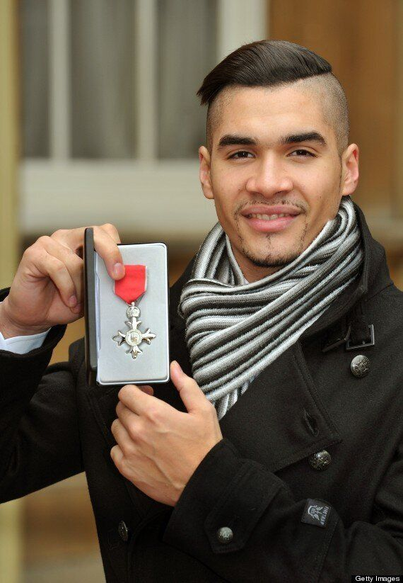 'Strictly' Star Louis Smith Awarded MBE, Reveals He's 'Taking A Break From