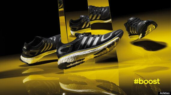 Adidas Boost: Could These New Shoes 'Revolutionise' Marathon Running?