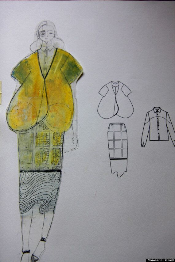 Students To Storm London Fashion Week In FAD Fashion Scout Competition