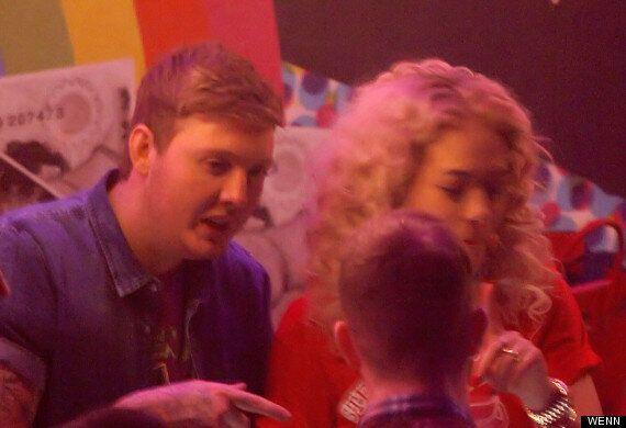 Rita Ora 'Dating James Arthur': Couple Spotted On Strip Club