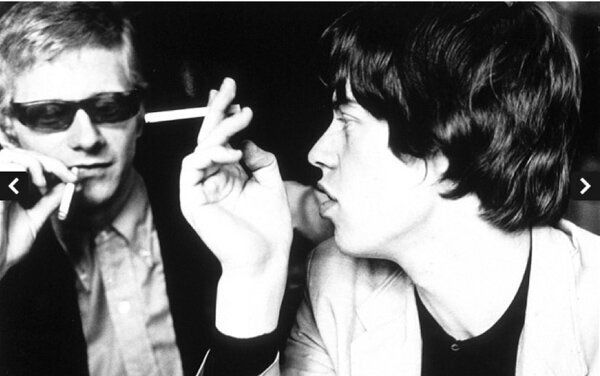 Andrew Loog Oldham: the Man Who Gave the World The Rolling