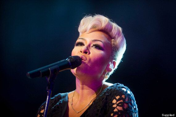 Emeli Sande Wows At The Royal Albert Hall, Calls It Her 'Wildest Dream Come True'