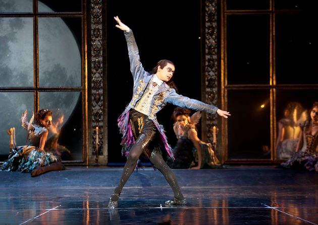 Review: Sleeping Beauty, Kings Theatre,