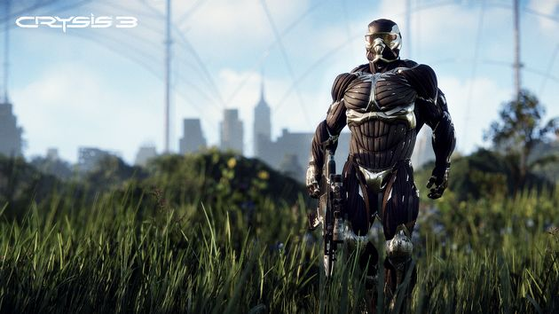 Crysis 3 - Becoming Prophet Part 1 : Learning to Handle a