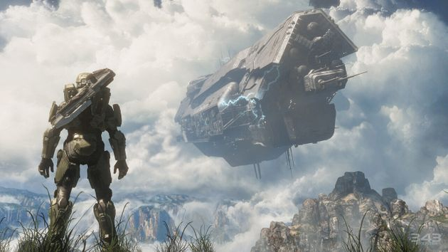 Review: Halo 4 | HuffPost UK