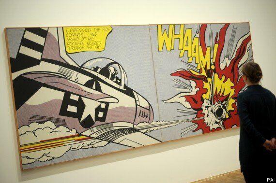 Roy Lichtenstein: Retrospective At Tate Modern