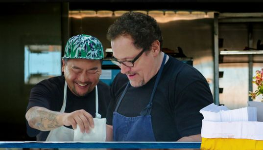 'The Chef Show' Is The Perfect Binge For Foodies