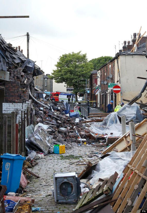 Andrew Partington Jailed For 10 Years After Causing Deadly Gas Explosion In