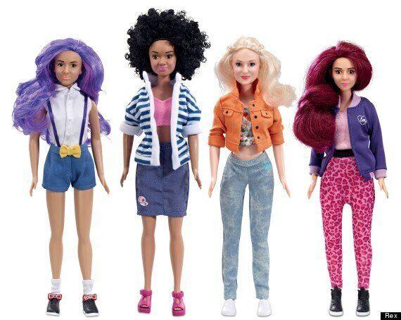 Little Mix Dolls: 'X Factor' Winners Unveil Their Plastic Replicas
