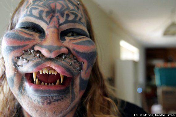 Dennis Avner, 'Stalking Cat', Found Dead At 54 In Apparent