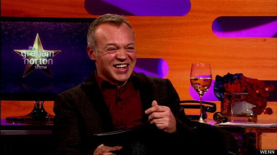 Graham Norton To Attempt Chat Show Record For Comic
