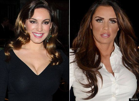 Kelly Brook: 'Katie Price Is Rude And