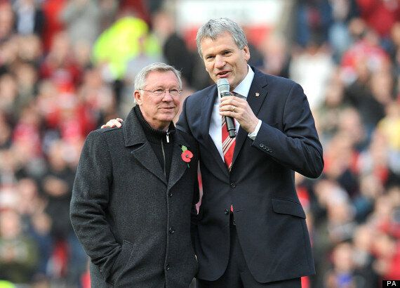 David Gill To Step Down As Manchester United Chief