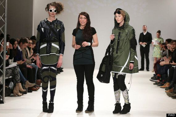 Stephanie Kitchen Crowned As FAD's Fashion Scout Winner At London Fashion Week