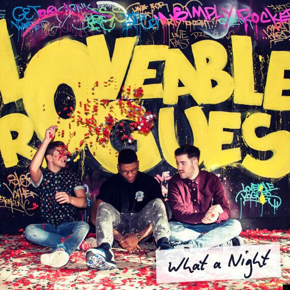 Loveable Rogues 'What a Night': 'BGT' Act Announce Debut Single With Fun House Party