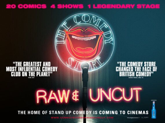 EXCLUSIVE CLIPS: The Comedy Store Raw & Uncut - Coming To A Cinema Near