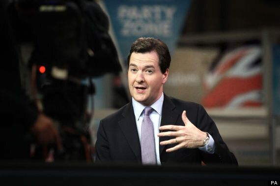 George Osborne Reaffirms Government Green Energy Policy After Peter Lilley