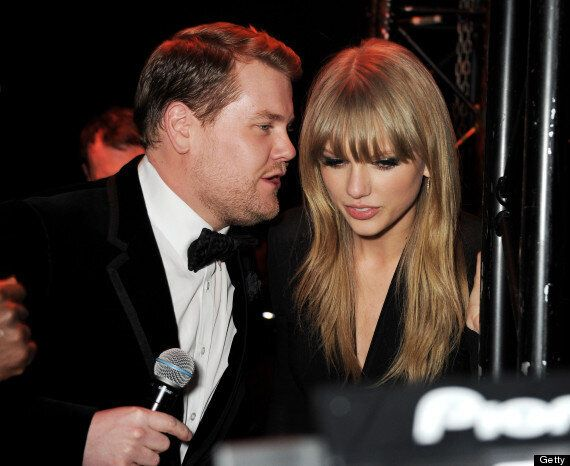 Taylor Swift Parties With Rizzle Kicks' Jordan Stephens At Brit Awards After Party
