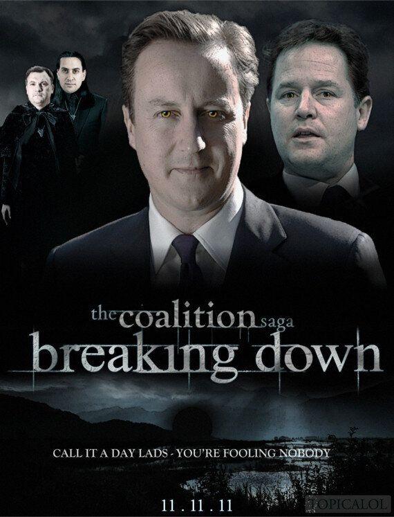 Breaking Dawn: The Coalition