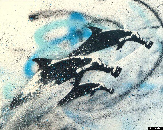 Alternatives To Banksy: 5 Pieces Of Street Art You Can