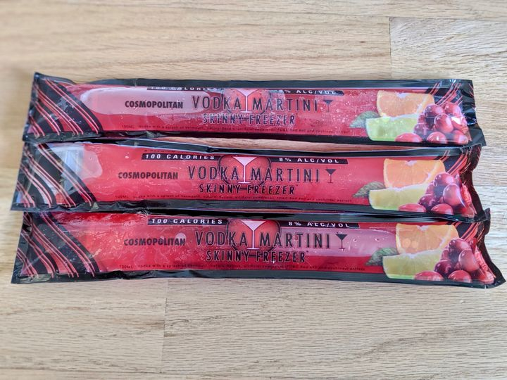 Taste Test The Best And Worst Alcoholic Popsicles Huffpost Life