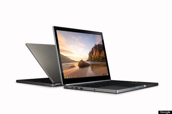 Google Chromebook Pixel: What Does The Tech Press