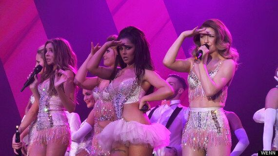 Girls Aloud Ten Tour: Girlband Kick Off Reunion Concerts In Newcastle