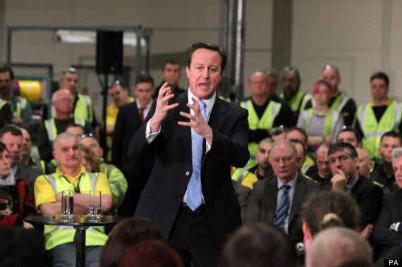 David Cameron In Eastleigh: The Funniest