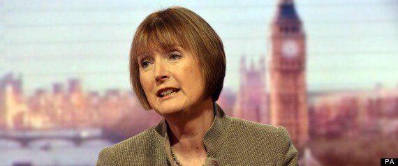 Harriet Harman Tells David Cameron To 'Man Up' Over Press