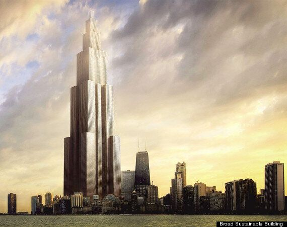 World's Tallest Building To Be Built In China In 90 Days?