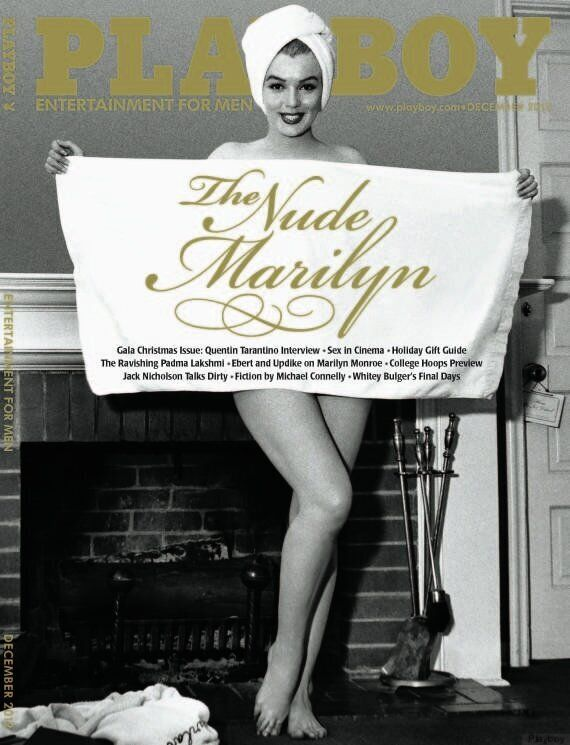 Marilyn Monroe Nude: Playboy Celebrations On 50th Anniversary Of Star's Death