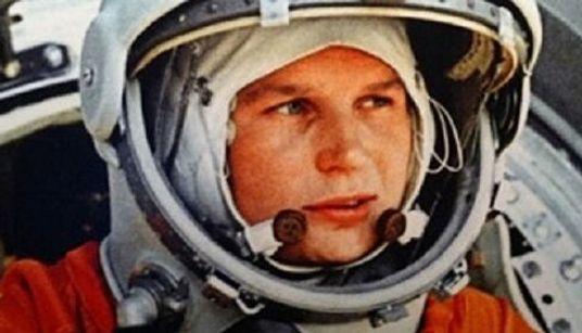 La historia de Valentina Tereshkova, la primera mujer que viajó al