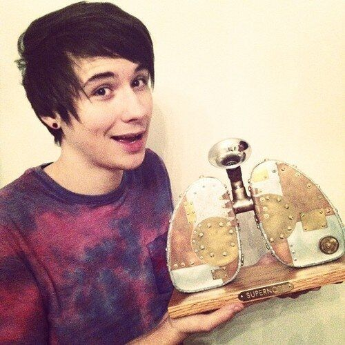 The Next Big Thing? Interview: Dan Howell