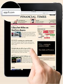 FT's Paywall and the Twin