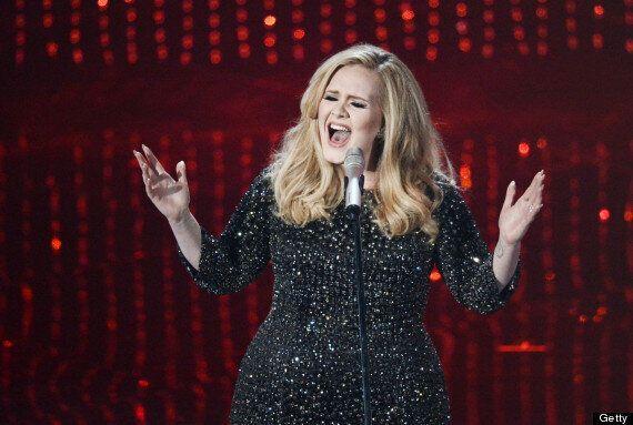 OSCARS 2013: Adele Performs 'Skyfall' Live At The Academy Awards