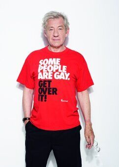 Sir Ian McKellen: 'We Can Be Better Without
