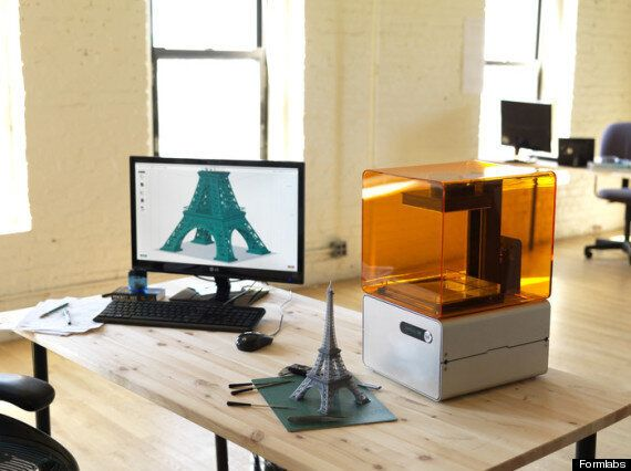 Kickstarter Sued: Formlabs 3D Printer Accused Of Patent