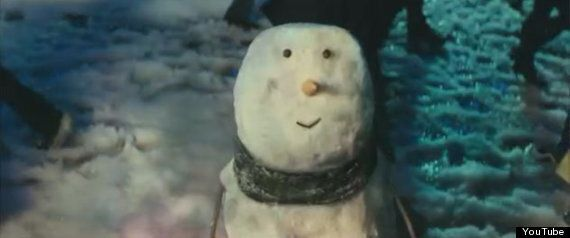 What The John Lewis Snowman Did Next