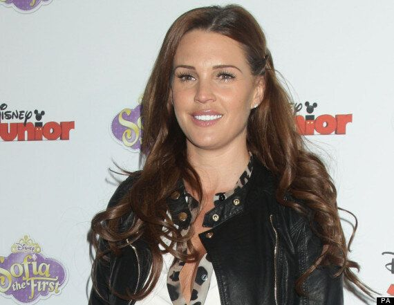 Danielle Lloyd Pregnant With Third Child By Jamie