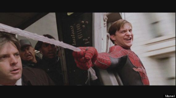 Spiderman's Web IS Real: It's Strong Enough To Stop A Moving Train, Say Physics